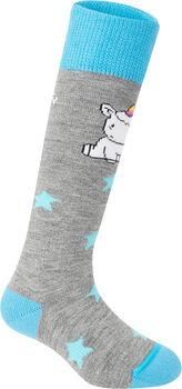 McKINLEY Socky II Skisocken grau
