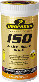 Peeroton  ISO ActiveSport Drink schwarz