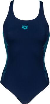 Arena Streak Swim Pro Badeanzug Damen blau