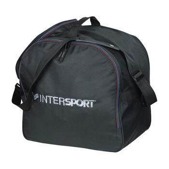 INTERSPORT Skischuhtasche schwarz