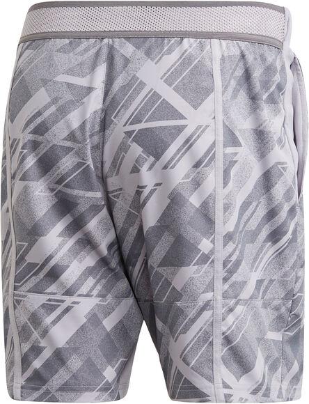 Ergo Tennis Printed AEROREADY Shorts