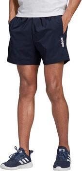 ADIDAS Shorts Essentials Plan Chelsea Herren blau