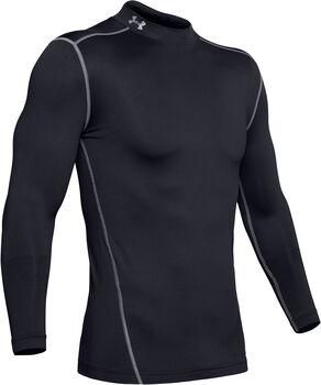 Under Armour Compression Shirt Herren schwarz