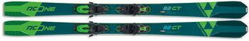 Fischer RC One 82 GT Twin Ski ohne Bindung weiß
