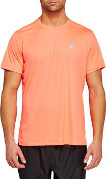 ASICS Silver T-Shirt Herren pink