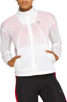 Asics Tokyo Laufjacke Damen weiß