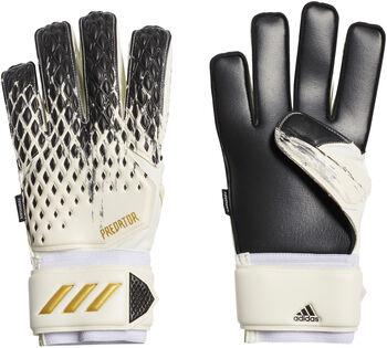 adidas Predator 20 Match Fingersave Torwarthandschuhe Herren weiß