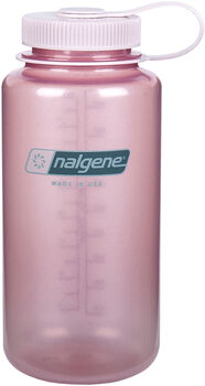Nalgene Wide Mouth 1l Trinkflasche pink