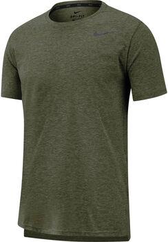 Nike Breathe T-Shirt Herren grün