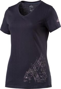 McKINLEY Active Kreina T-Shirt Damen blau