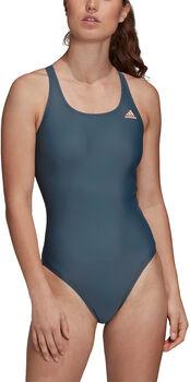 adidas Athly V Solid Badeanzug Damen blau