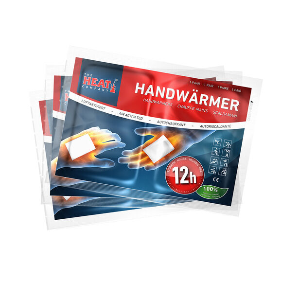 3-er Pack Handwärmer