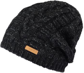 Barts Anemone Mütze Damen schwarz
