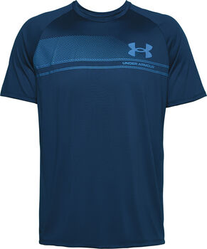 Under Armour Tech T-Shirt Herren blau