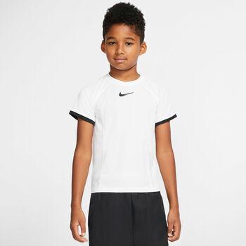 Nike Court Dri-Fit T-Shirt weiß