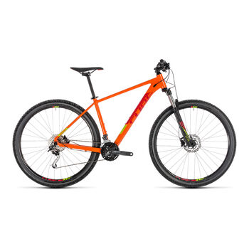 CUBE Analog 29 Mountainbike Herren orange