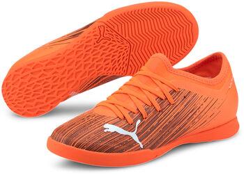Puma  Ultra 3.1 IT JrKd. Hallenfussballschuh orange