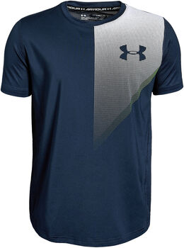 Under Armour Raid SS T-Shirt Herren blau