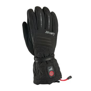 Lenz 3.0 Heat Skihandschuhe Damen schwarz