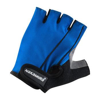 NAKAMURA Guanti Radhandschuhe blau