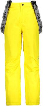 CMP Salopette Skihose gelb