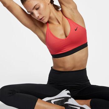 Nike Indy Sport-BH Damen orange
