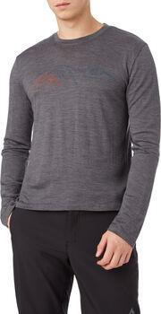 McKINLEY Fitz T-Shirt Herren grau