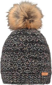 Barts Perlie Mütze Damen schwarz
