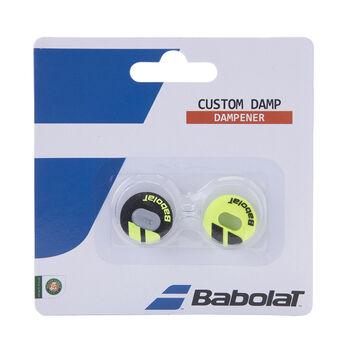 Babolat Custom Damp X2 Dämpfer schwarz