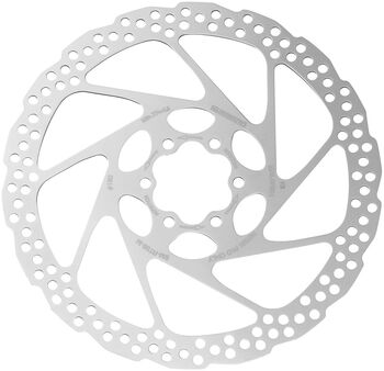 Shimano Bremsscheibe transparent
