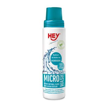 HEY SPORT Micro Wash Spezialwaschmittel für Microfaser & Fleece weiß