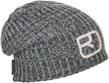 ORTOVOX Melange Mütze grau