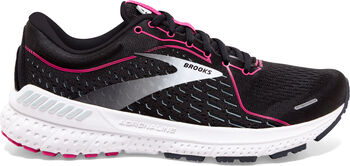 Brooks Adrenaline GTS 21 Laufschuhe Damen schwarz