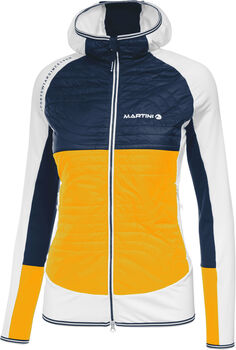 MARTINI Non plus Ultra Wanderjacke Damen gelb