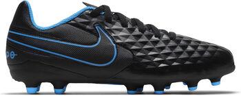 Nike Tiempo Legend 8 Club FG/MG Fußballschuhe Jungen schwarz