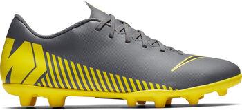 Nike Vapor 12 Club FG/MG Nockenschuhe Herren grau