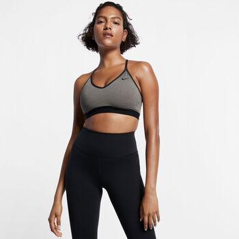 Nike Indy Sport-BH Damen grau