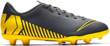 Nike Vapor 12 Club GS MG Jungen grau