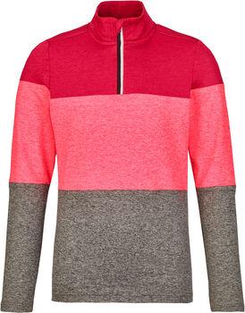 killtec Midlayer mit Zipp pink