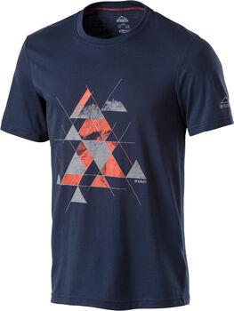 McKINLEY Kreina T-Shirt Herren blau