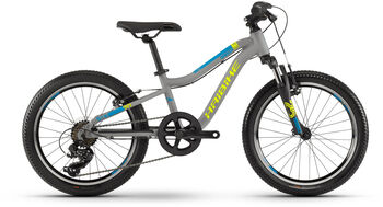 "Haibike SEET Greedy 20 SF Mountainbike 20"" grau"