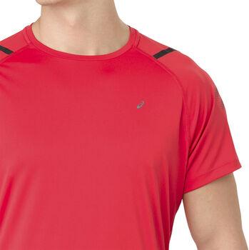 Asics ICON SS T-Shirt Herren rot