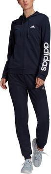 adidas LIN FT Trainingsanzug Damen blau