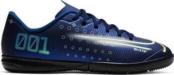 Nike Mercurial Vapor 13 Academy MDS IC Fußballschuhe Jungen blau