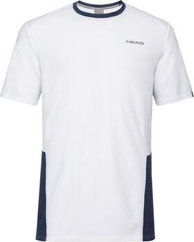Head Club Tech T-Shirt Herren cremefarben