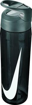 Nike Hypercharge Straw Trinkflasche grau