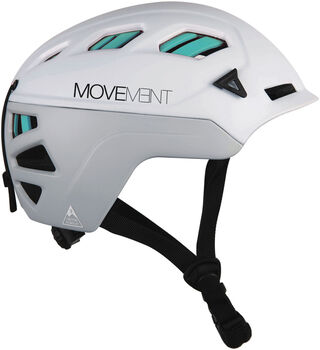 MOVEMENT 3 Tech Alpi Tourenhelm weiß