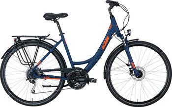 """KTM Life XT Trekkingbike 27"""" Damen blau"""