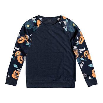 Roxy Summertime Legend Sweatshirt Damen blau
