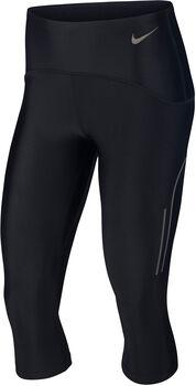 Nike Speed 3/4 Tights Damen schwarz